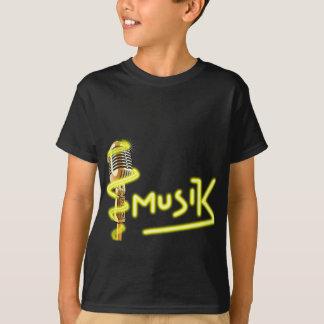 Musik i glöd tee shirt