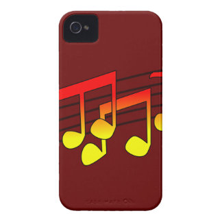 Musik iPhone 4 Case-Mate Skal
