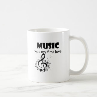musik kaffemugg
