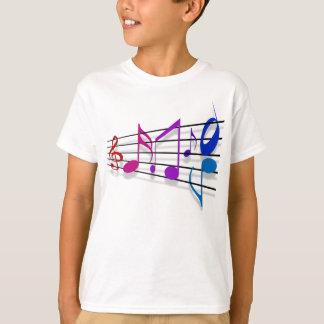 Musik noter t shirt