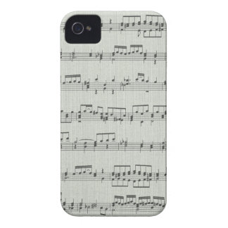 Musik noterar blackberry boldfodral iPhone 4 cases