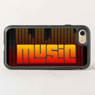 Musik OtterBox Symmetry iPhone 7 Skal
