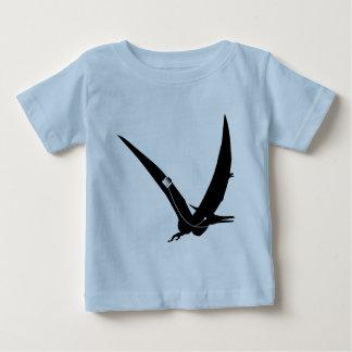 Musik som älskar Pterodactyldinosaurdesign Tshirts