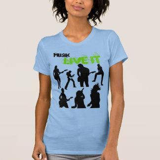 Musik Tee Shirts