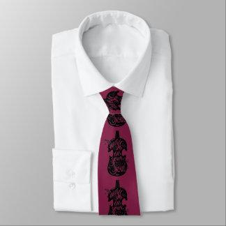 Musik till min magentafärgade manar för soul tie slips