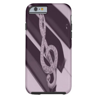 Musik Tough iPhone 6 Fodral