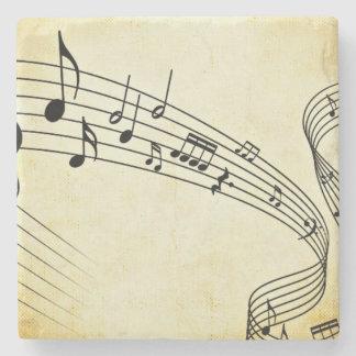 Musik Underlägg Sten