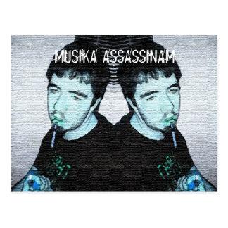 Musika Assassinam 2 ansiktevykort