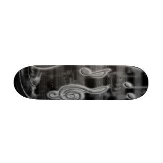 musikal skateboard bräda 19,5 cm