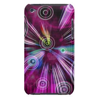 Musikalabstraktmönster iPod Touch Skydd