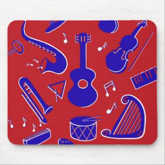 Musikalen instrumenterar musmatta