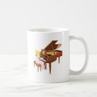 Musikalisk tarantel kaffemugg