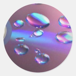 Musikaliska reflexioner runt klistermärke