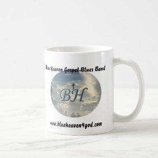 Musikband för deppighet för blåtthimmelgospel 15 kaffemugg