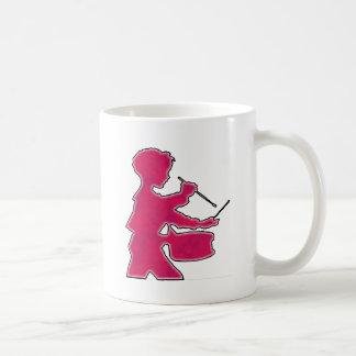 Musikbandpojke Kaffemugg