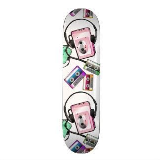 MusikSkateboard Mini Skateboard Bräda 18,7 Cm