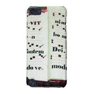 Musikställning från förflutnan iPod touch 5G fodral