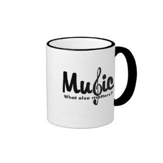 MusikT-tröja och Gifts Mugg