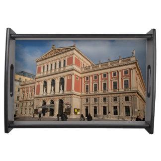 Musikverein Wien Österreich Serveringsbricka