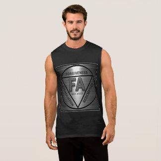 MuskelT'Shirt för gamlar anonym samling Sleeveless Tees