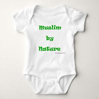 Muslim vid naturen tee shirt