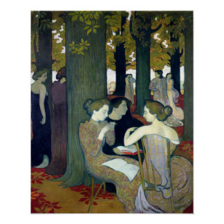 Musorna, 1893 poster
