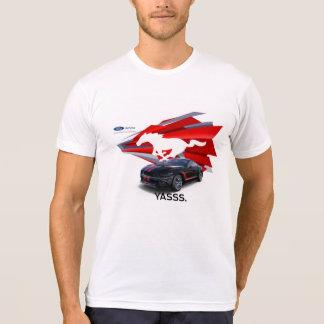 MustangCustomizermanar T-tröja Tshirts