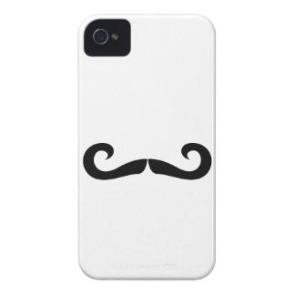 Mustasch iPhone 4 Case-Mate Fodral