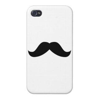 Mustasch iPhone 4 Fodral