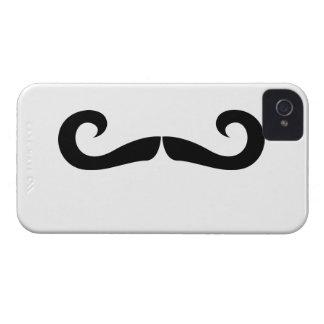 Mustasch iPhone 4 Hud