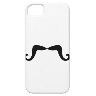 Mustasch iPhone 5 Case-Mate Fodraler