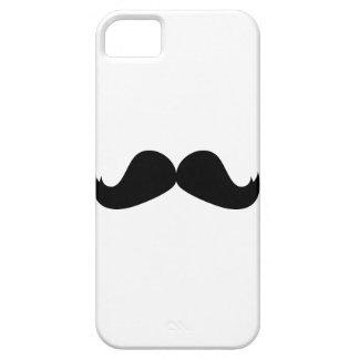 Mustasch iPhone 5 Case-Mate Skydd