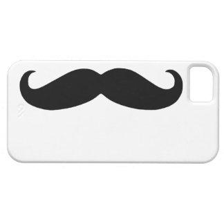 Mustasch iPhone 5 Fodraler