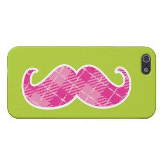 Mustasch iPhone 5 Hud