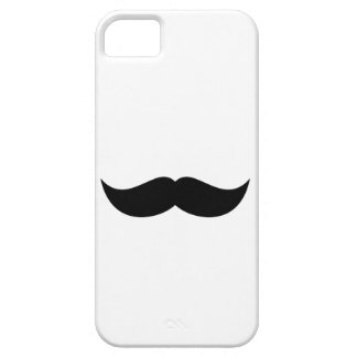 Mustasch iPhone 5 Skydd