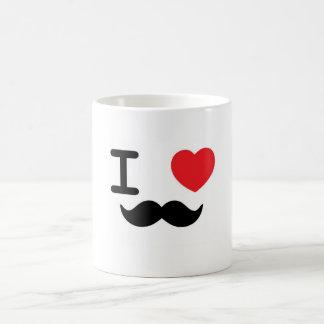 Mustasch Kaffe Koppar