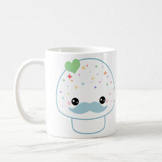 Mustaschchampinjon Kaffemugg