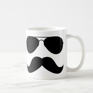 Mustaschflygaremugg Kaffemugg