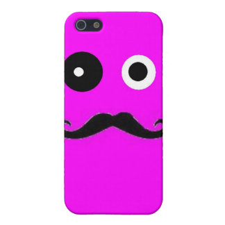 Mustaschgrabb iPhone 5 Cover