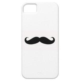 Mustaschiphone case iPhone 5 skydd