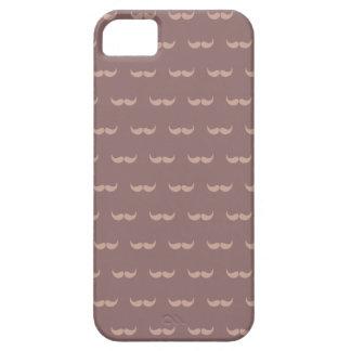 mustaschmönster iPhone 5 hud