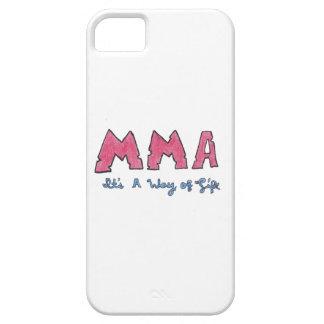 Muttahida Majlis-E-Amal är det en livsföring iPhone 5 Case-Mate Skydd