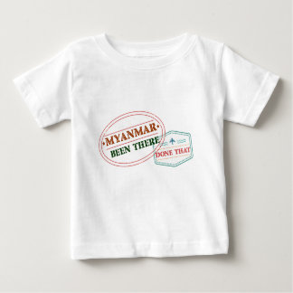 Myanmar där gjort det t shirts