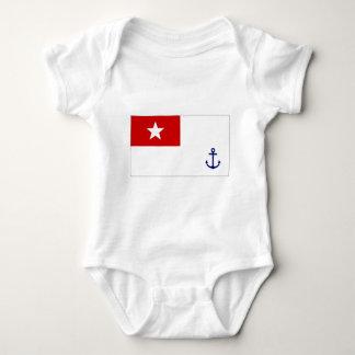 Myanmar sjö- Ensign Tshirts