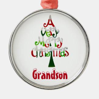Mycket en god julgåvasamling julgransprydnad metall