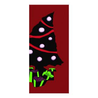 Mycket en Gothy jul Reklamkort