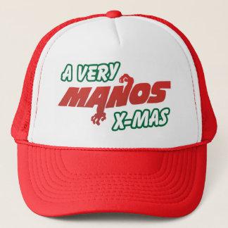Mycket en Manos X-Mas! Truckerkeps