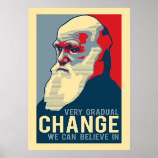 Mycket gradvis ändring: Promoaffisch Poster