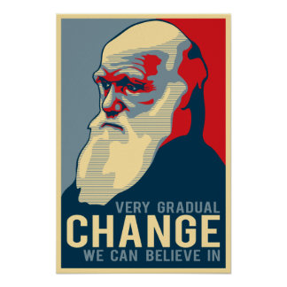 Mycket gradvis ändring som vi kan tro in poster