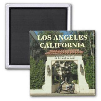 Mycket kall Los Angeles magnet! Magnet